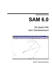 sam60de_manual.pdf - Artas - Engineering Software