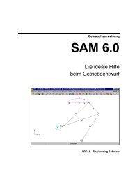 sam60de_manual.pdf - Artas - Engineering Software