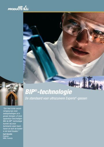 BIP®-technologie - Air Products