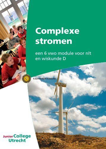 Download het leerlingenmateriaal - Bètasteunpunt Utrecht