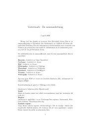 Vastermark - En sammanfattning - Riotminds