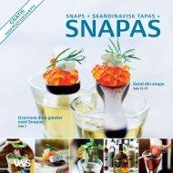 SnapS + SkandinaviSk tapaS = - Rikki Tikki Company