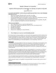 Bijsluiter: informatie voor de gebruiker PegIntron® 120 ... - MSD