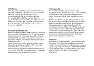 Mat och kemikalier - Naturskyddsföreningen