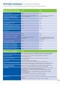 Wijzigingen in uw zorgverzekering - Meeus zorg - Page 4