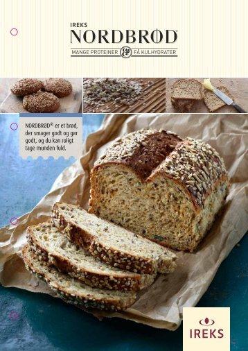 NORDBRØD® er et brød, der smager godt og gør godt, og du kan ...