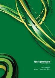 Delårsrapport jan-sep 2008 - Online Group