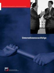 Unternehmensnachfolge - Bundesverband Deutscher ...