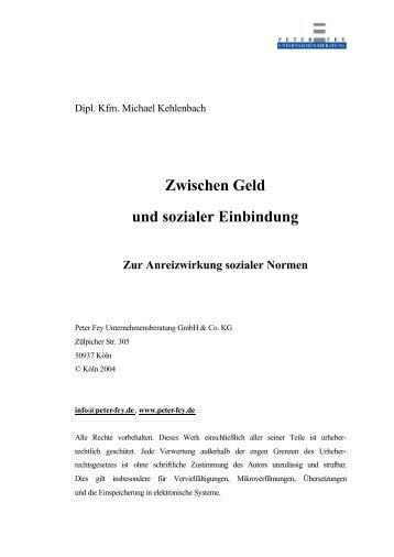 4 Resümee: Potenziale und Restriktionen - Bundesverband ...