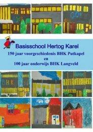 Geschiedenis - Hertog Karel