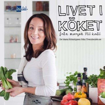 Livet i köket - från morgon till kväll - Marbodal