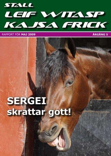Sergei Hanover - witasp.se
