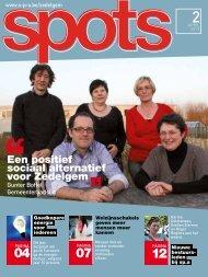 Spots april 2012 - zedelgem - SP.a