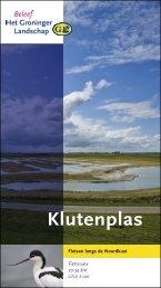 Klutenplas - Stichting Het Groninger Landschap