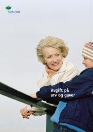 Avgift på arv og gaver - Revisjon Midt-Norge