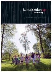 Ladda ner katalogen i pdf-format här - Kultur i skolan - Region ...