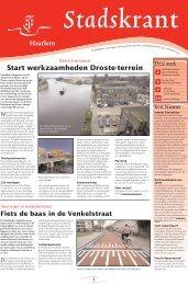 Stadskrant 45 - Gemeente Haarlem