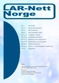 LARposten - LAR-Nett Norge - Page 3
