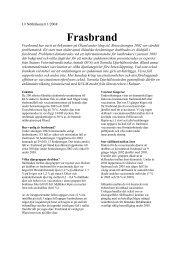 Råd i Nöthälsonytt (pdf) - SVA