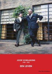 EEN LEVEN - Jozef Schellekens