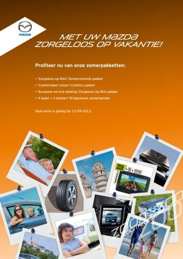 """Zoo}-ZOO} - """"Verlinde Mazda dealer""""."""