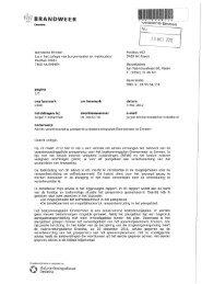Bijlage 6 Rapport externe veiligheid