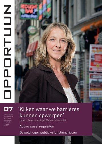 OM Opportuun_2009_nr7_08.indd - Openbaar Ministerie