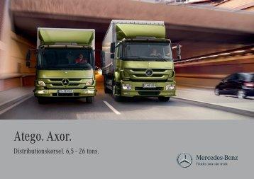 Atego. Axor. - Mercedes-Benz Danmark