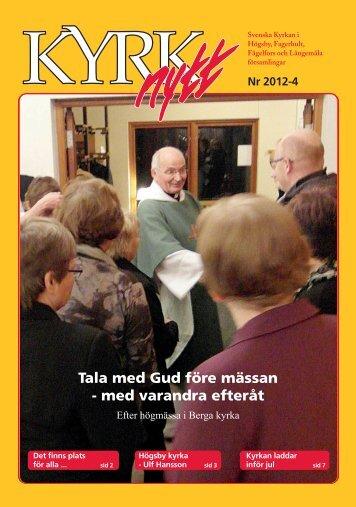 2012 nummer 4 - Minkyrka.se