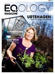 URTEHaGEn - Eqology