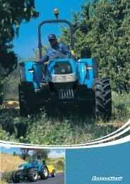 Technofarm - Landini Traktor