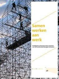Praktijkgids 'Samen Werken aan Werk' - Raad voor Werk en Inkomen
