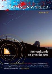 Meer informatie over Sonnenborgh als sterrewacht - Voet van ...
