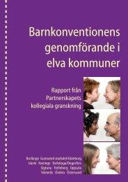 Rapport Partnerskapet 2010