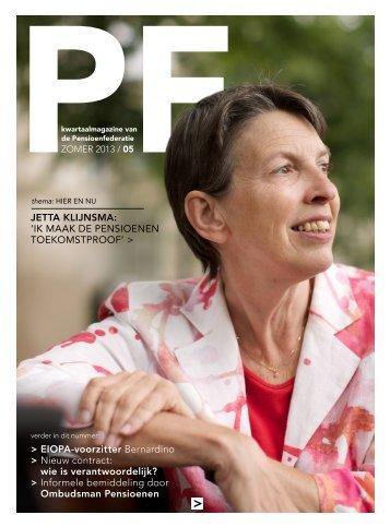 Download - Pensioenfederatie