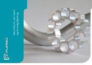 Aluminium, en nem og hurtig løsning - Purso Oy
