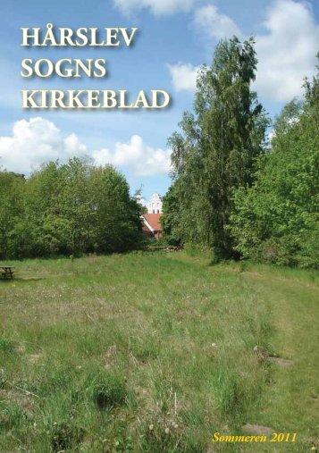 HÅRSLEV SOGNS KIRKEBLAD - Hårslev Kirke