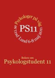 Boken - Psykologstudent Sverige