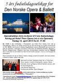 feiring på Hotel Thon Opera (vis á vis Operaen) - OperaNorge - Page 4