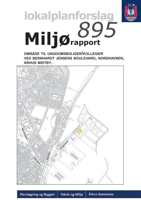 lokalplanforslag - Århus Kommune