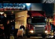 Scania Verteilerfahrzeuge