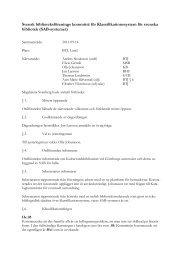 mötesprotokoll från 14 september 2011 - Svensk Biblioteksförening