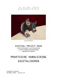 Praktische handleiding digitaliseren (pdf) - CEST