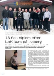 13 fick diplom efter LoK-kurs på Isaberg - Golf.se