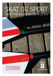Skat og Sport 2011 - Team Danmark