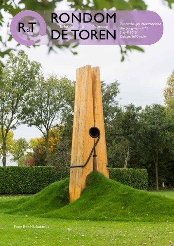 872 - Rondom de Toren