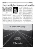 Null ekstra til opprydding og rassikring - For Jernbane - Page 6