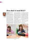 «Hvilke utfordringer står RLE-faget overfor i dag?» - Kristent ... - Page 6