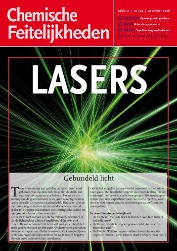 lasers - Chemische Feitelijkheden