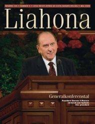 Maj 2008 Liahona